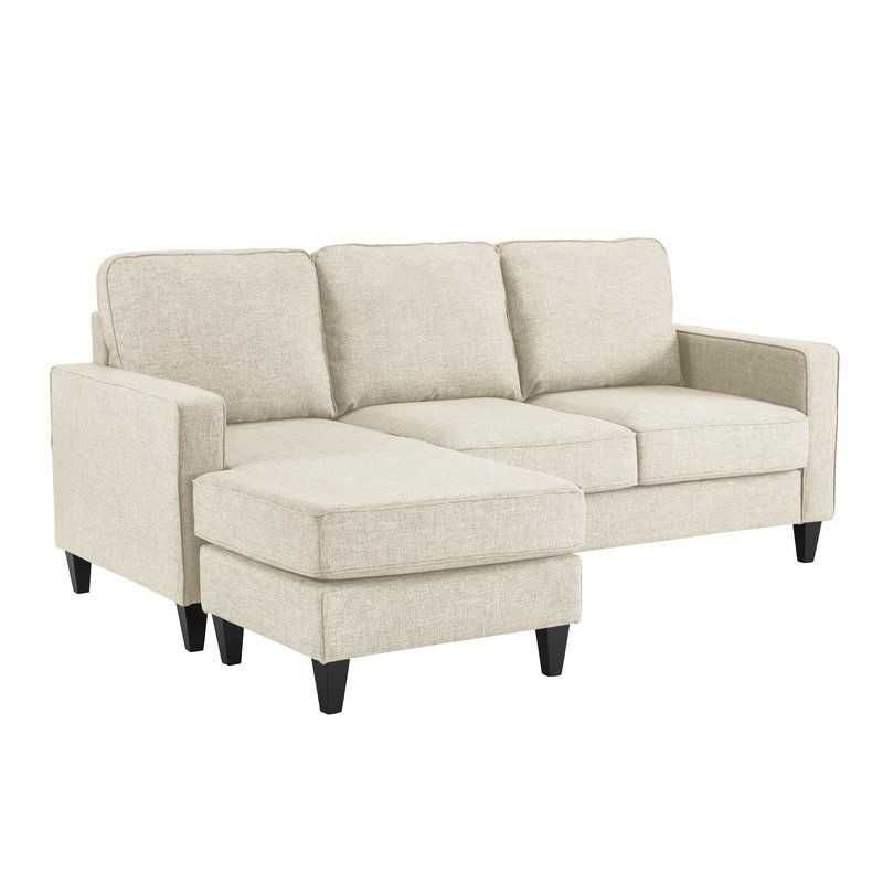 Haverton Refined Reversible Sectional | Apartment: Buy in ...