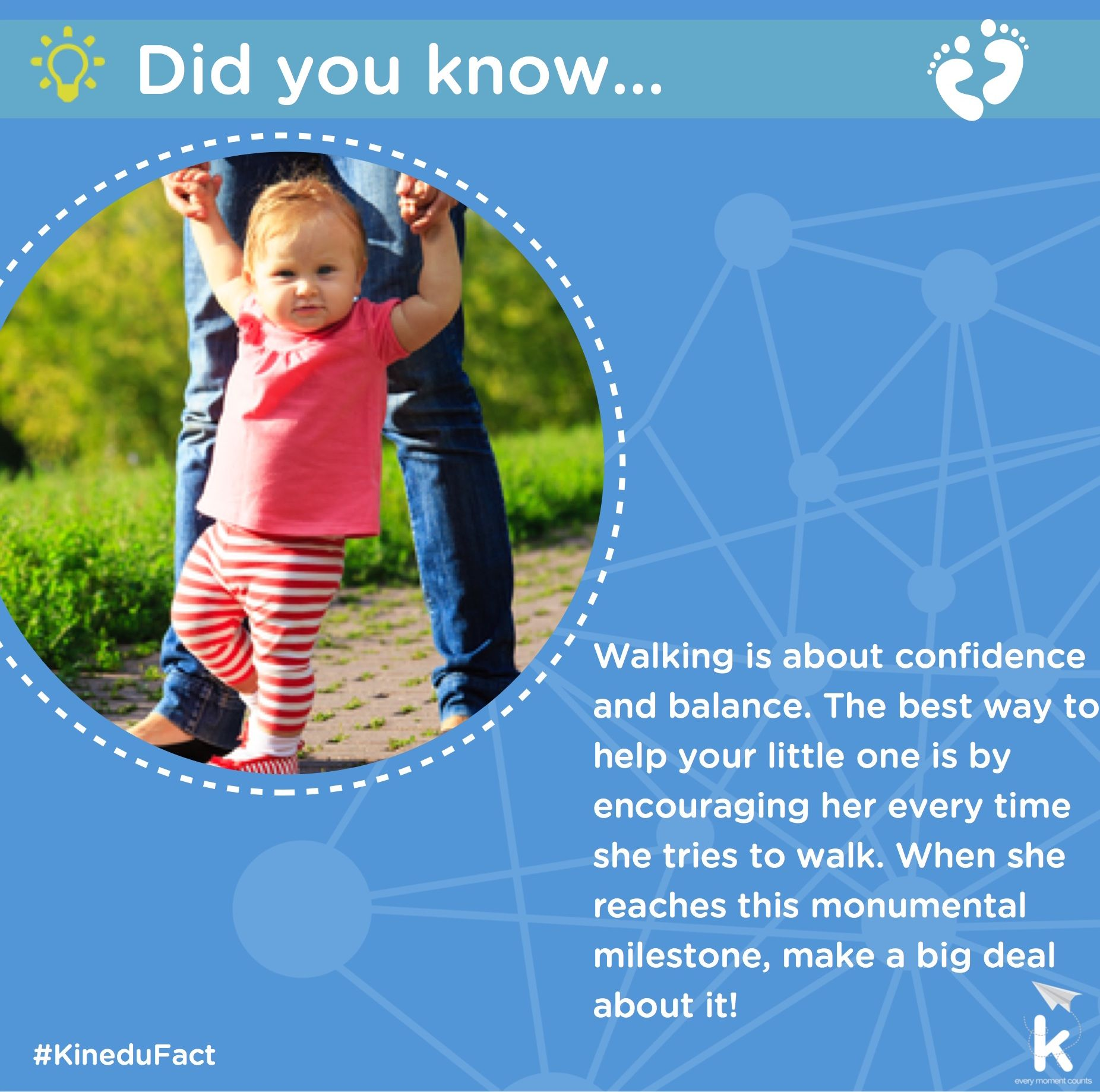 How many months do children begin to go and how to help their child take the first steps