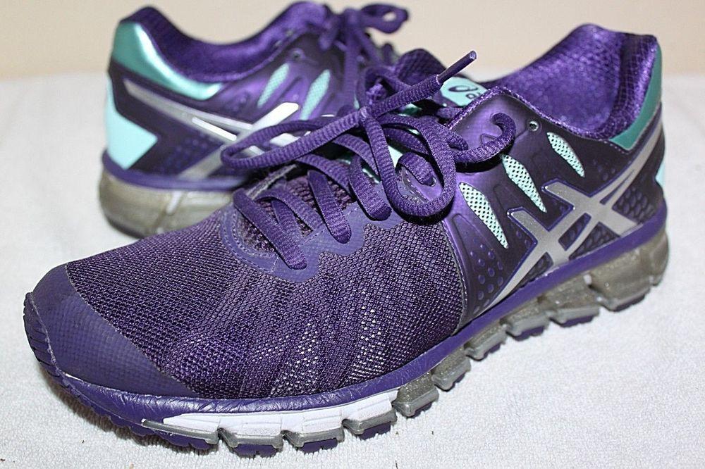 294239e04 WOMENS ASICS GEL QUANTUM 180 RUNNING TRAINING SHOES PURPLE SIZE 8  fashion   clothing  shoes  accessories  womensshoes  athleticshoes (ebay link)