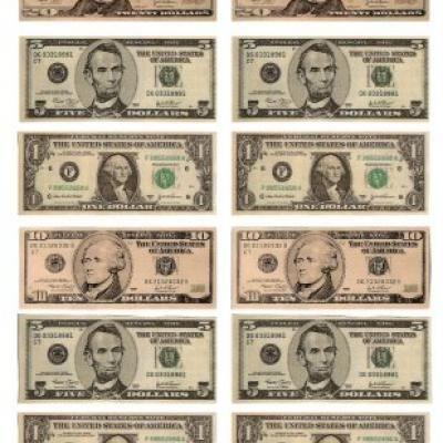 Printable Money   Kid ...