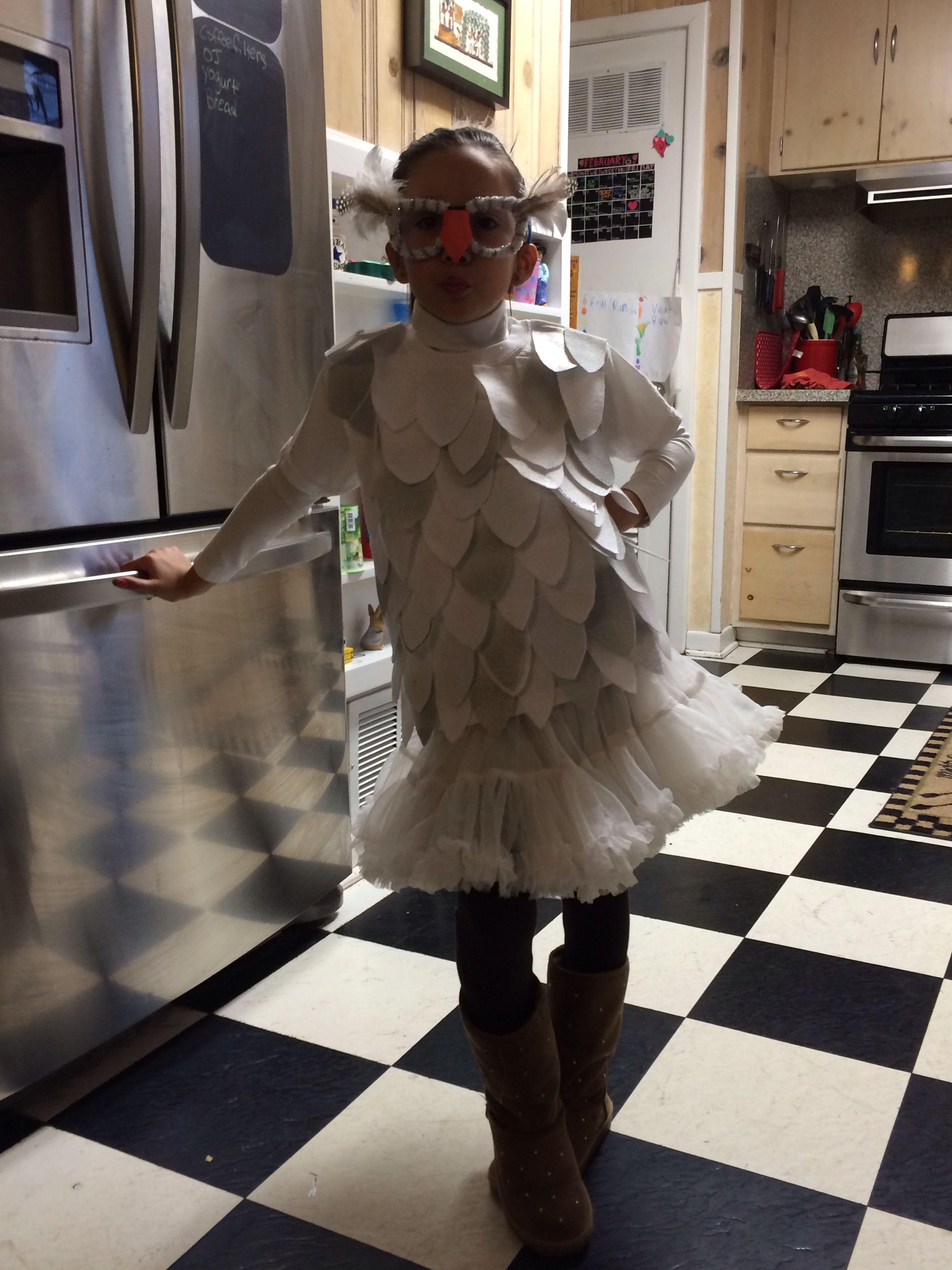 White Owl Costume