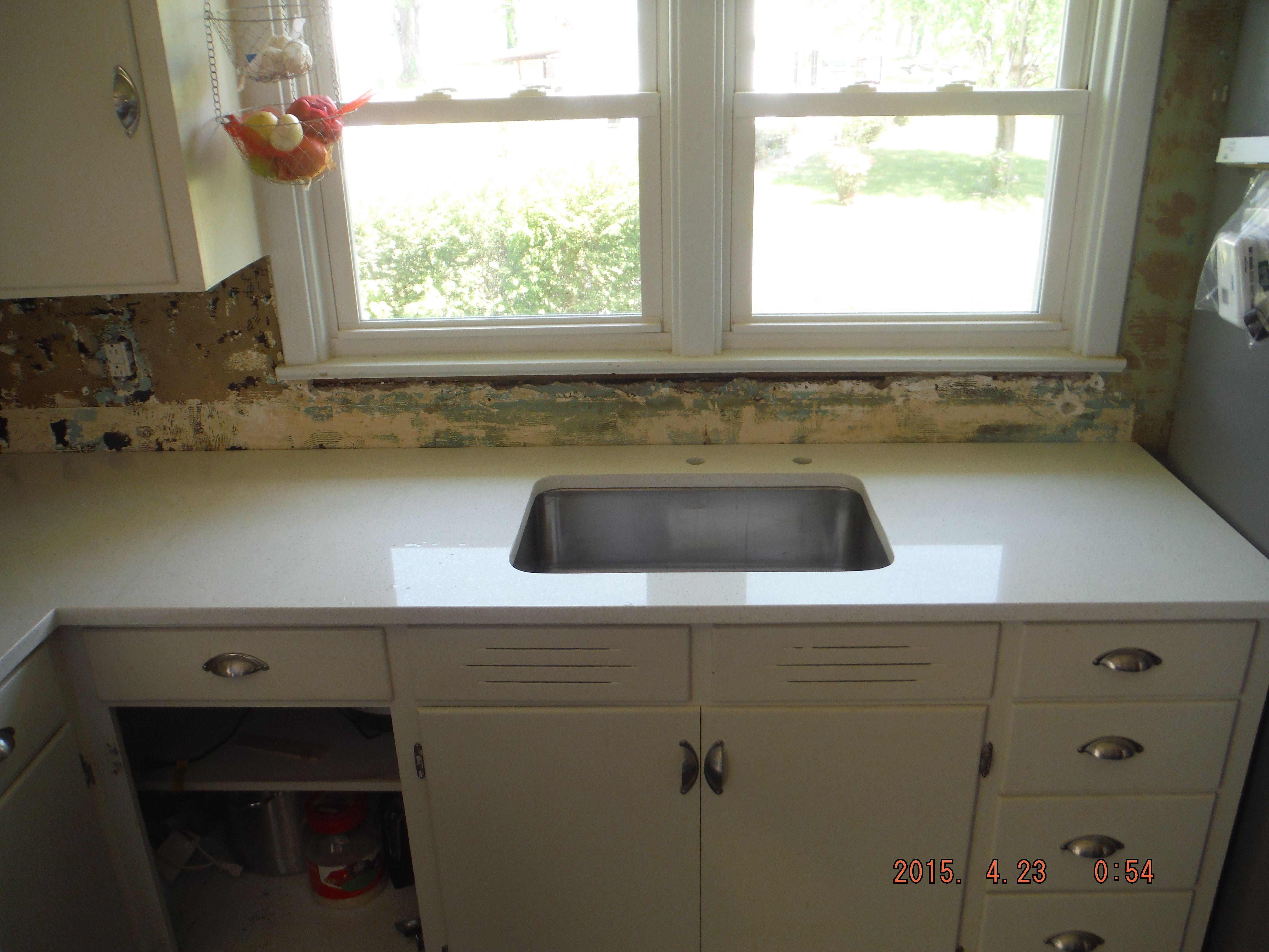celeste lg viatera quartz kitchen countertop install for the khann