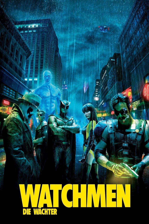 Watchmen Die Wächter (2009) Filme Kostenlos Online