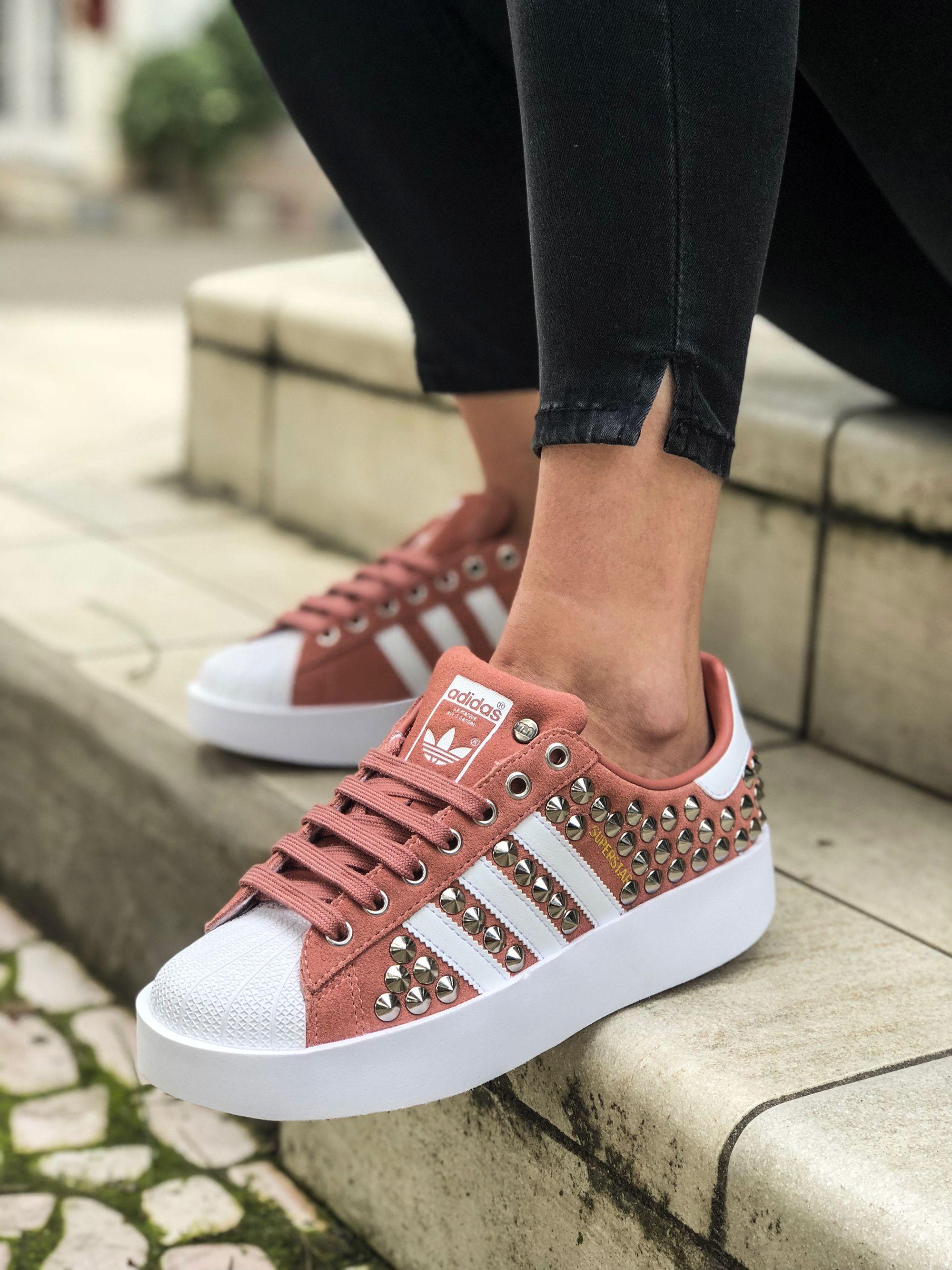 adidas donna superstar platform