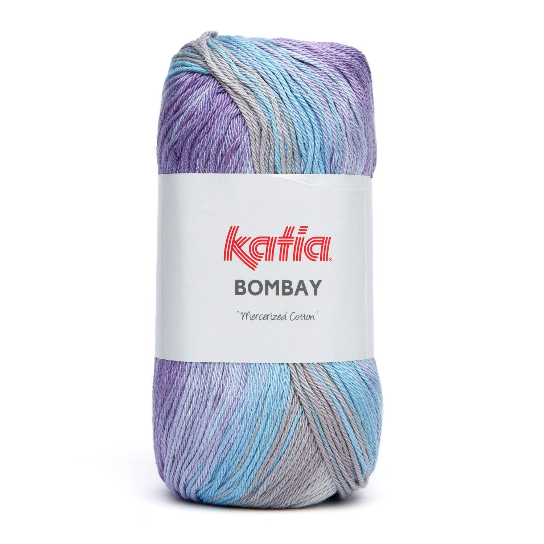b5b373f50c7 BOMBAY yarn of Spring   Summer from Katia