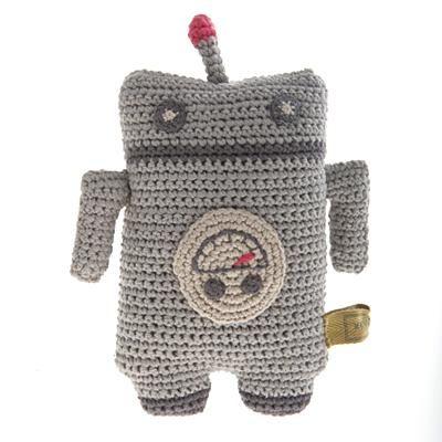 Crochet ROBOT DOG TOY