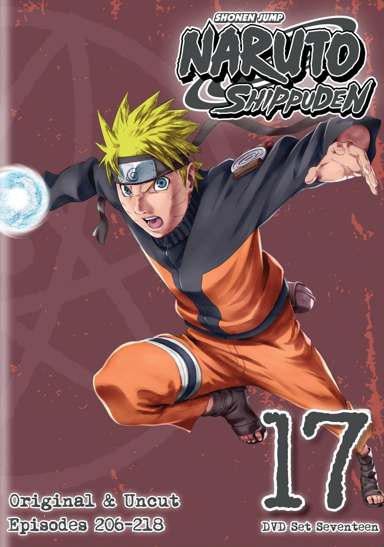 Naruto shippuden box set 17 2 discs dvd best buy
