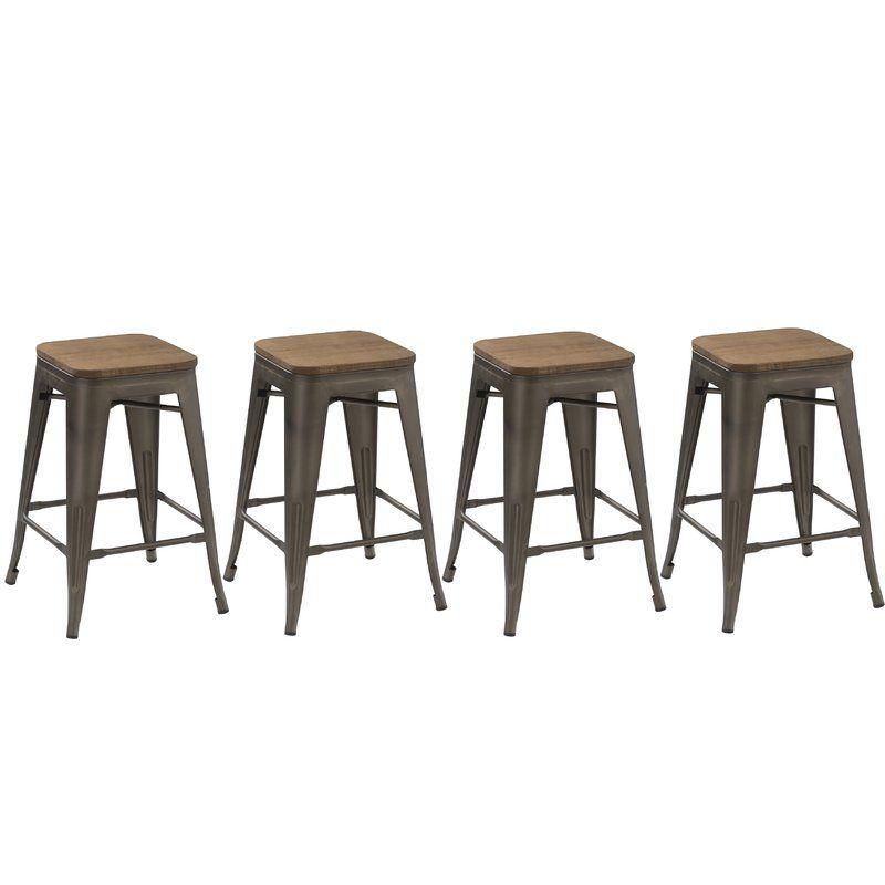 Fleischmann Bar Counter Stool Bar Stools Modern Bar Stools Metal Bar Stools