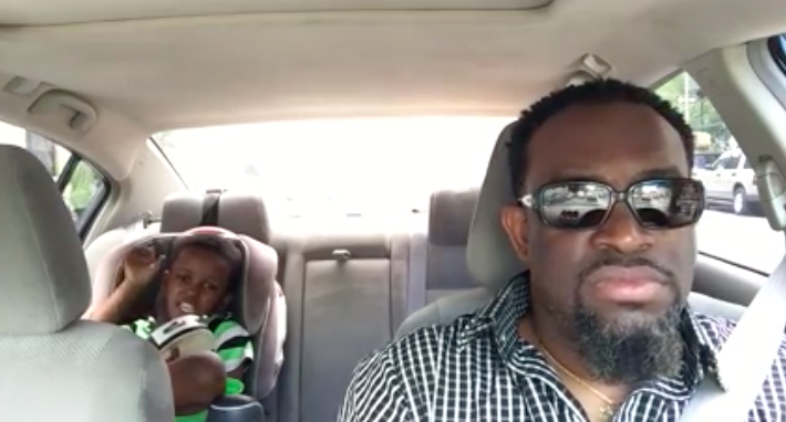 His Son was Singing About Jesus so He Started Filming