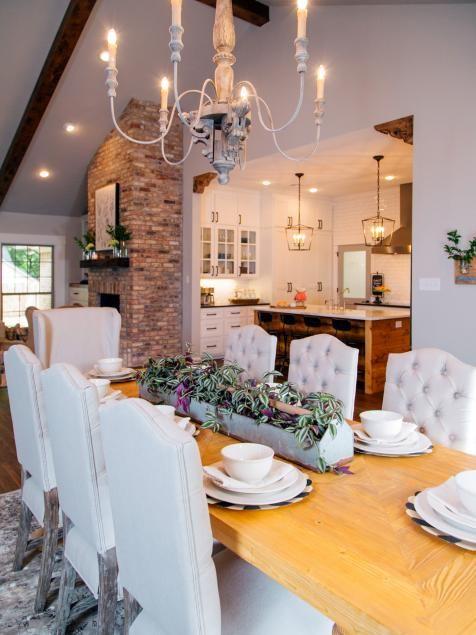 Farmhouse Table Lamps Fixer Upper
