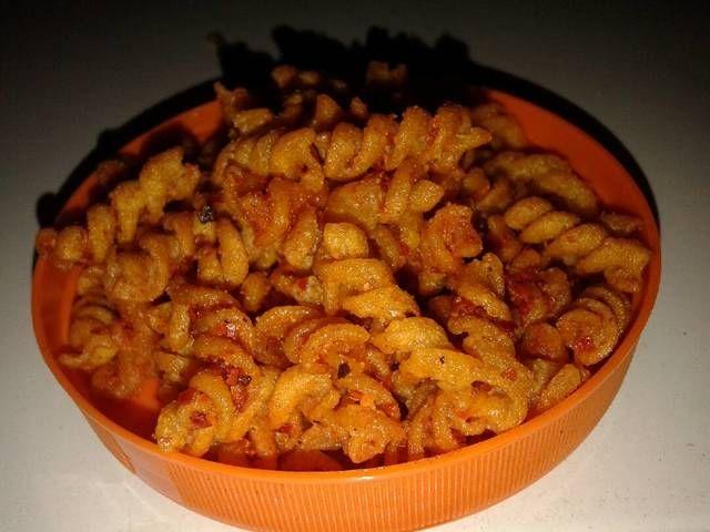 Tata Cara Membuat Makaroni Goreng Pedas Resep Makaroni Tahu