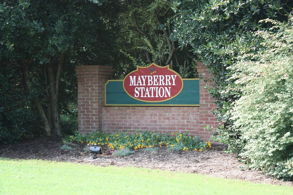 MAYBERRY STATION Built mid1990's Range 250,000