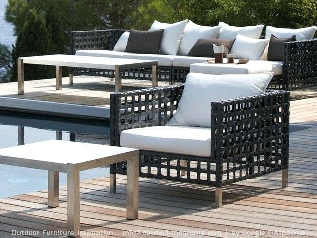 Great Modern Outdoor Lounge Furniture Patio Loungers Ideas Intended For Outdoor Lounge Furniture Modern #CoffeeTable & Great Modern Outdoor Lounge Furniture Patio Loungers Ideas Intended ...