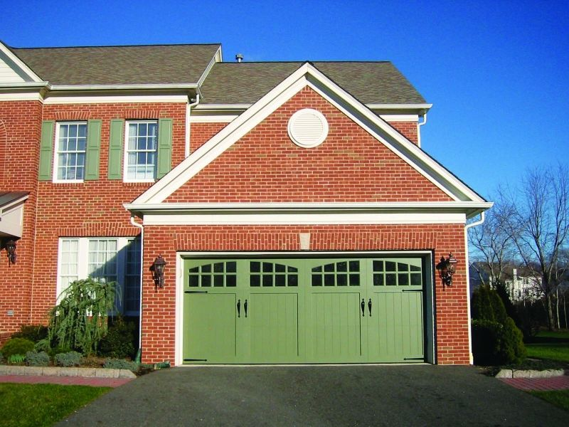 Trotter Overhead Door Wood Garage Door Photo Gallery OKC | Trotter Overhead  Door