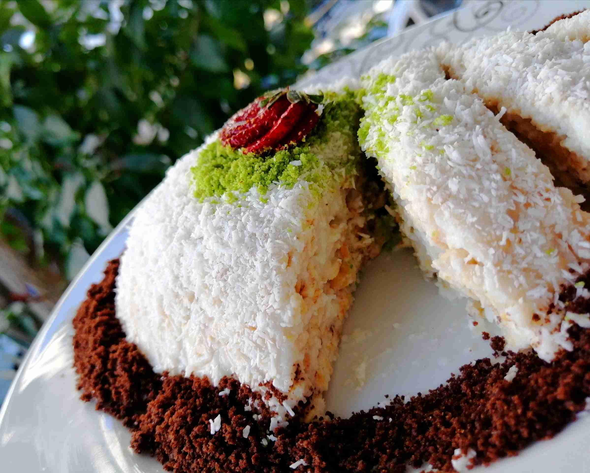مهلبية الشوفان بالبندق حلو سريع بطعم رائع ملكة رمضان زاكي Recipe Desserts Food Yummy