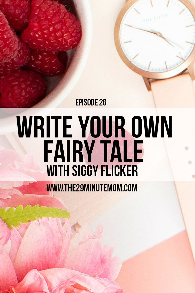 Siggy Flicker on The 29 Minute Mom podcast talking with Jennifer Ford Berry about the Real Housewives of New Jersey, parenting, relationships & more!