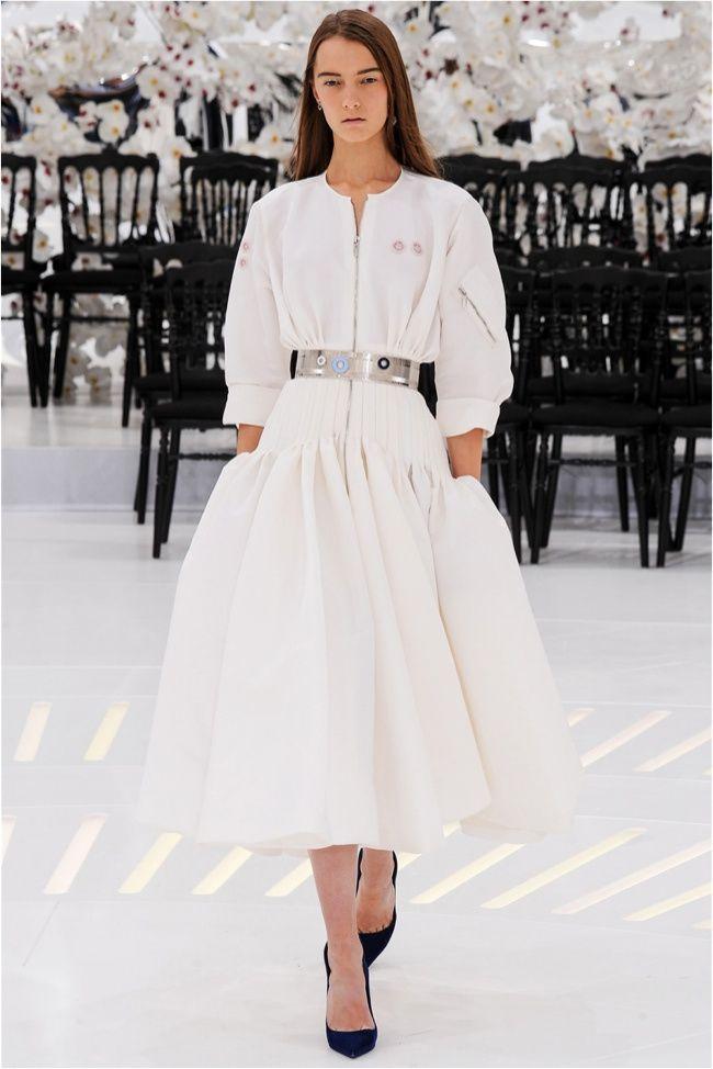 Показ осенней коллекции 2014 haute couture Dior (Интернет-журнал ETODAY) bb7ecd71877