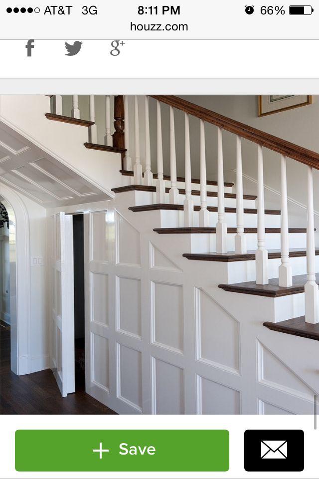 Nice 35 Insanely Creative Hidden Doors For Secret Rooms: Door Under Stairs, Under Stairs Cupboard