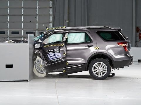 Midsize SUVs That Aren't Very Safe At All Ford explorer