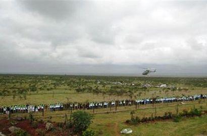 Nairobi Green Line project