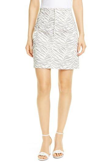 777be1fa74 La Vie Rebecca Taylor Ziger Denim Pencil Skirt | The Most Stylish ...