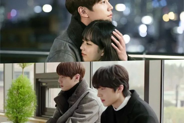 """U-KISS's Lee Jun Young Shares A Warm Moment With Jung Ji So And Reunites With SF9's Chani In """"Imitation"""""""