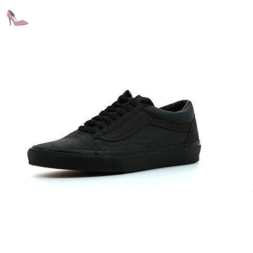 vans chaussures cuir
