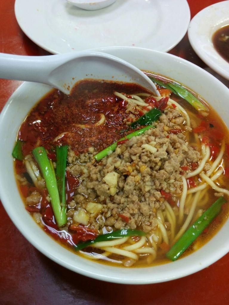 味仙の イタリアン 台湾ラーメンは辛うまい 台湾ラーメン 料理