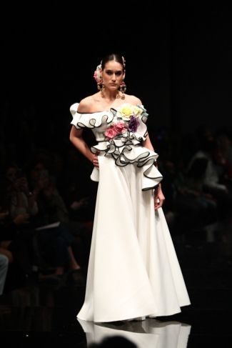 Traje de Flamenca - Ana-Moron - Simof-2016