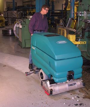 Floor Scrubber Rentals: Factory Cleaning Equipment Provides Floor Scrubber  And Scrubber Sweeper Rentals Ranging