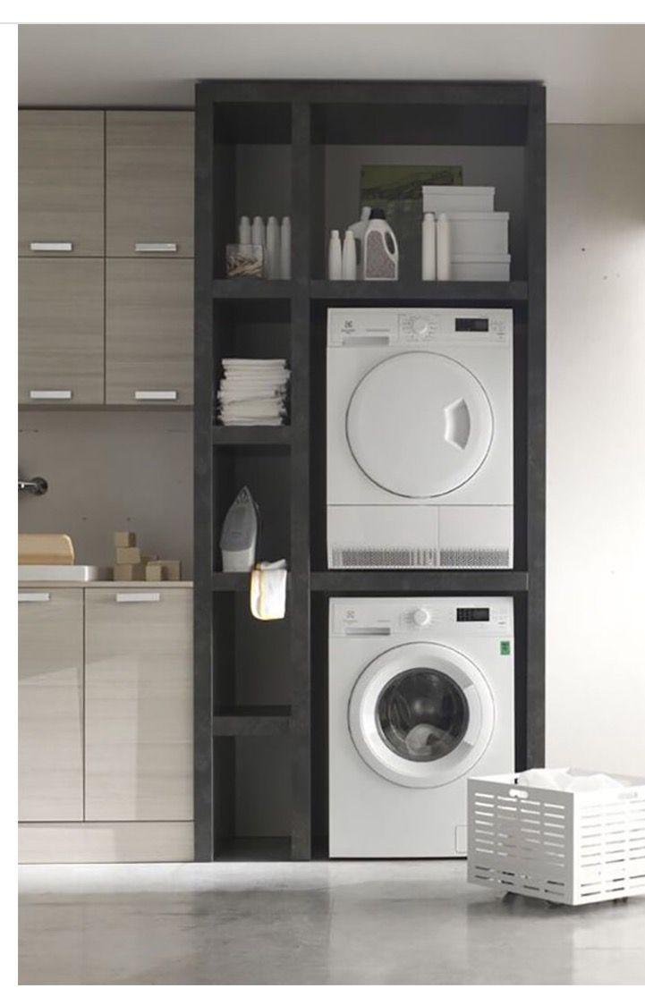 pin von benjamin struller auf w sche pinterest waschk che abstellraum und einrichtung. Black Bedroom Furniture Sets. Home Design Ideas