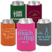 Wedding Related Designs Wedding Koozies Bachelorette party
