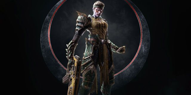 Quake Champions Galena Wallpaper Hd Games 4k Wallpapers Images Photos And Background 4k Background Wallpaper Background Images