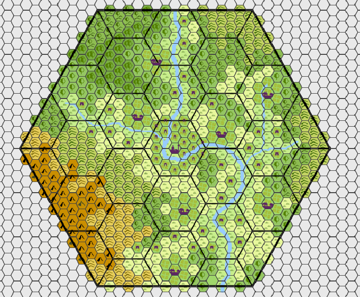 Game world map google hexagon tile map pinterest game world map google sciox Gallery