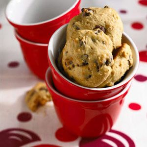 Soft Chocolate Chip Cookies - from Diabetic Living. Treat yourself!