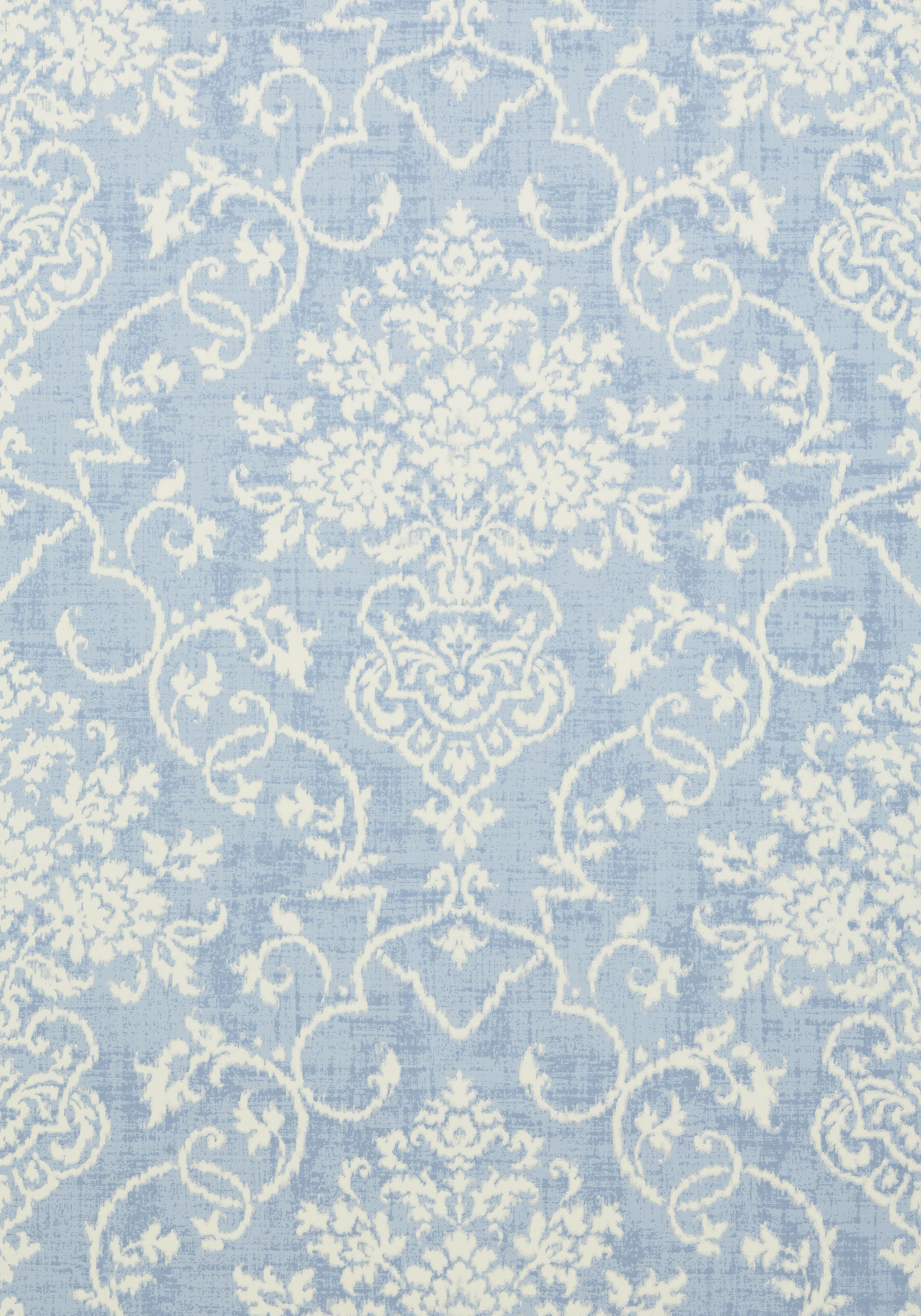 ALICIA Blue T Collection Damask Resource 4 from Thibaut