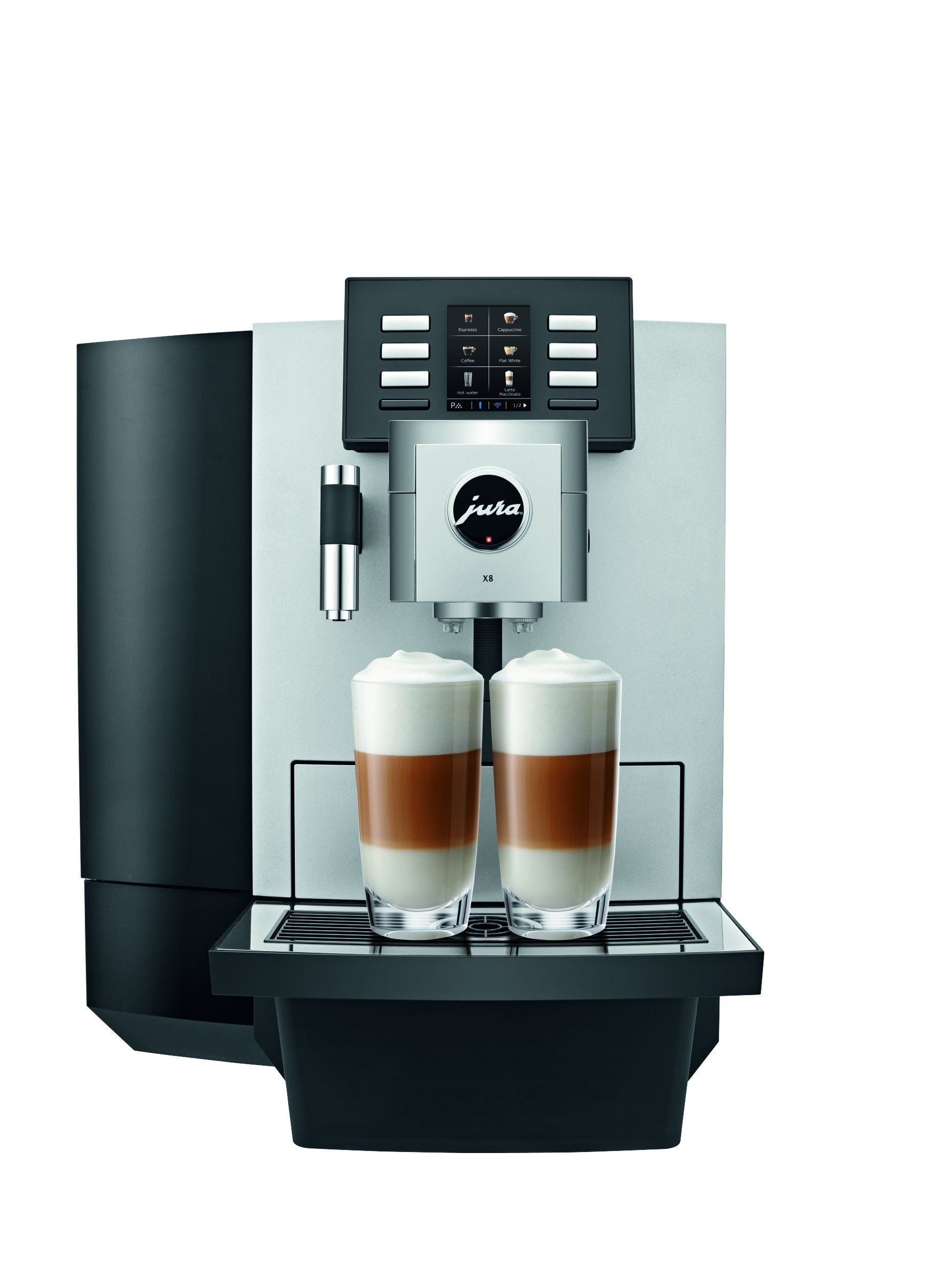Jura X8 Automatic Coffee Machine Automatic Espresso Machine Coffee Machine
