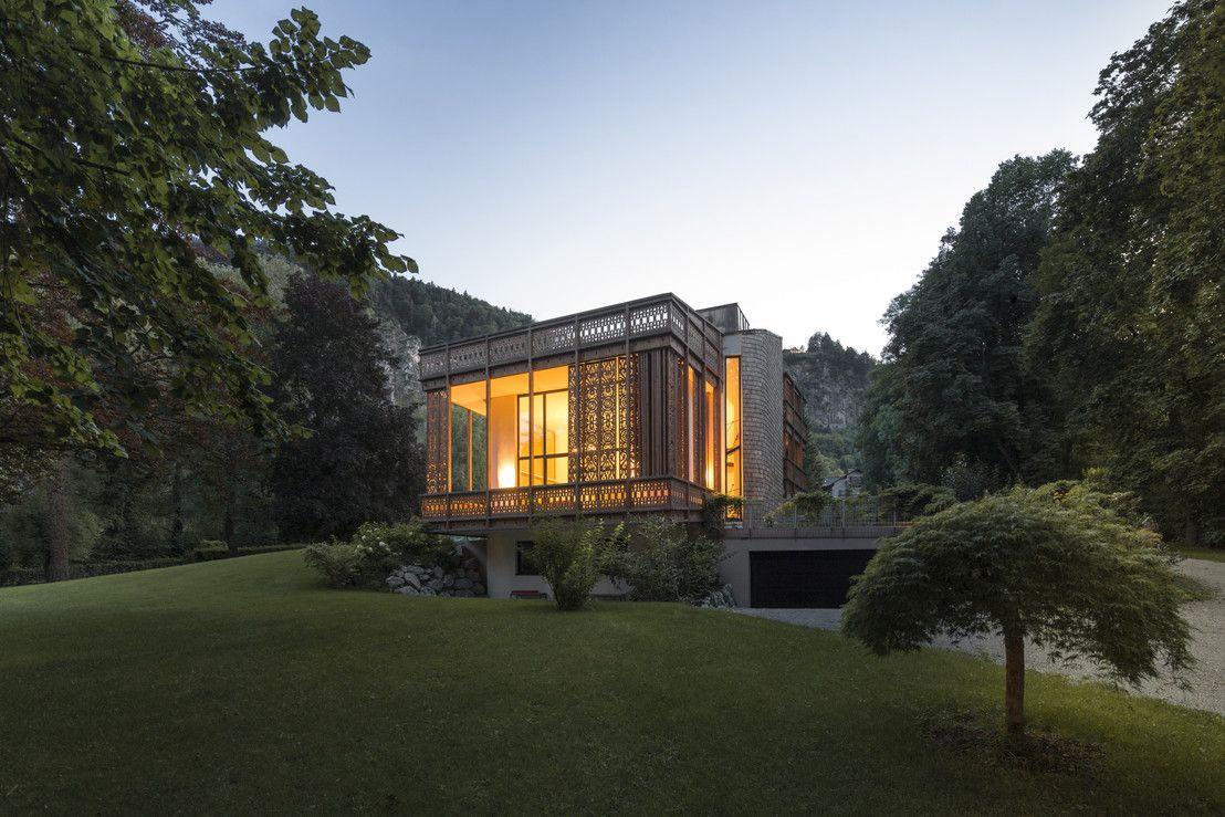 Bezaubernd Homify Garten Foto Von #homify #romantisch #licht #nacht #abend #architektur #holz