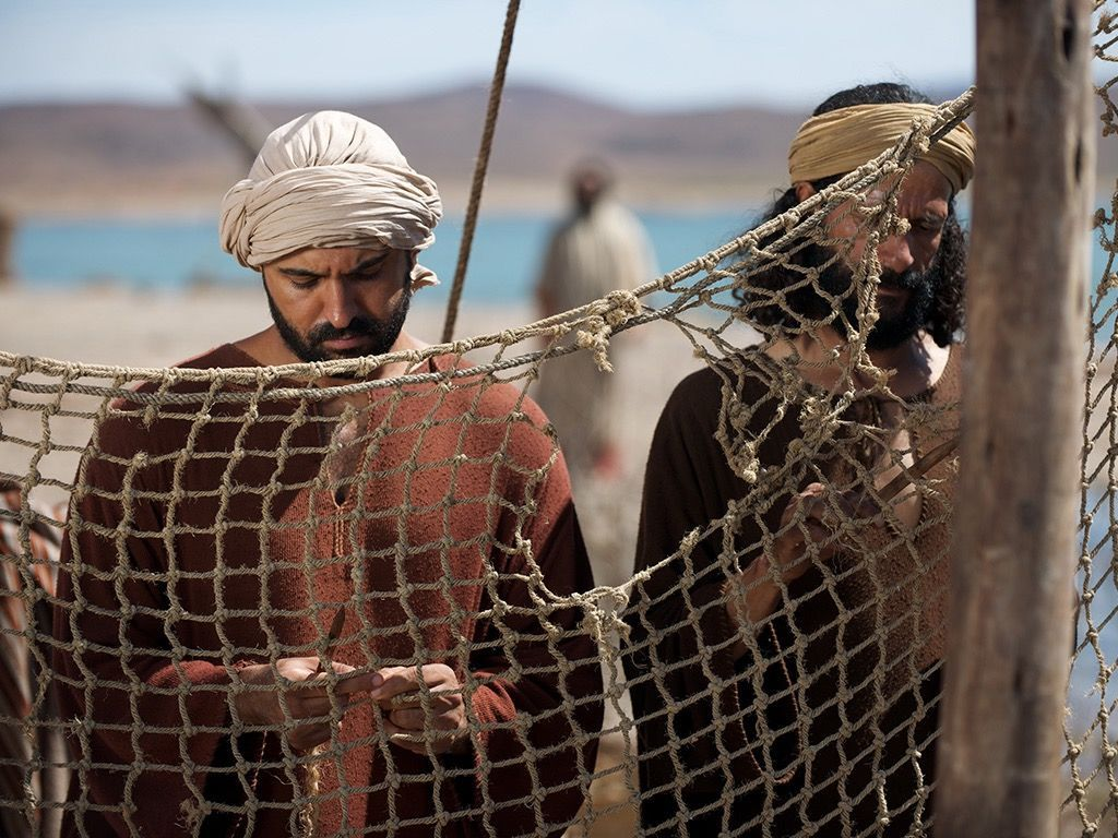 Free visuals info more for sea of galilee fish and for Fishing in the bible