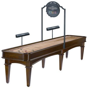 Costco: Brunswick 16' Long Gunnison Shuffleboard Table