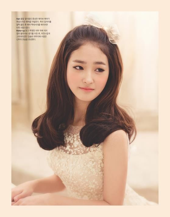 Korean Hairstyle For More Lookbook Women