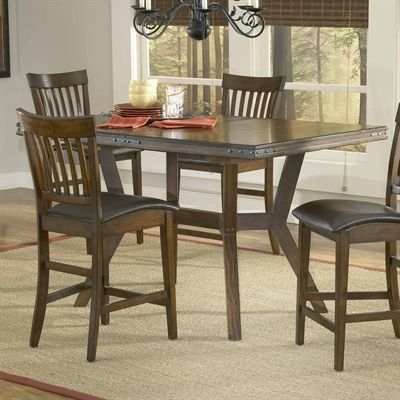 Hillsdale Furniture 4232 835 Arbor Hill Counter Height Dining