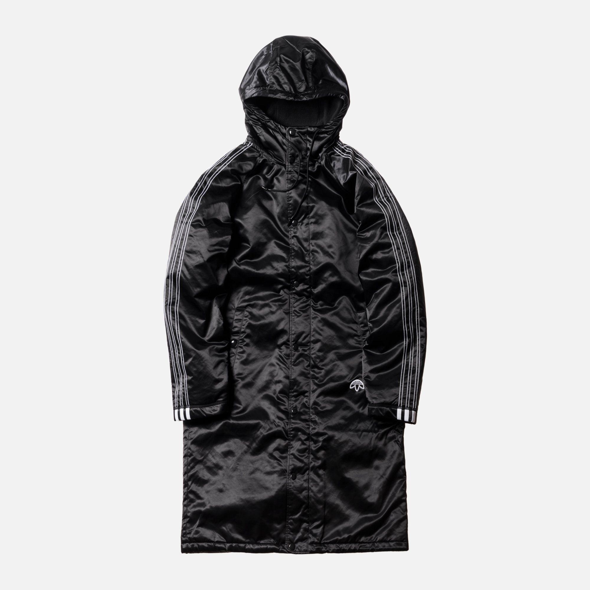 sale uk recognized brands official store adidas Originals by Alexander Wang Stadium Jacket - Black ...