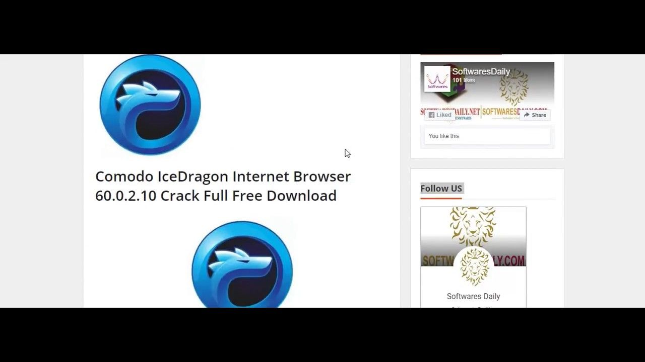 ice dragon browser latest version free download