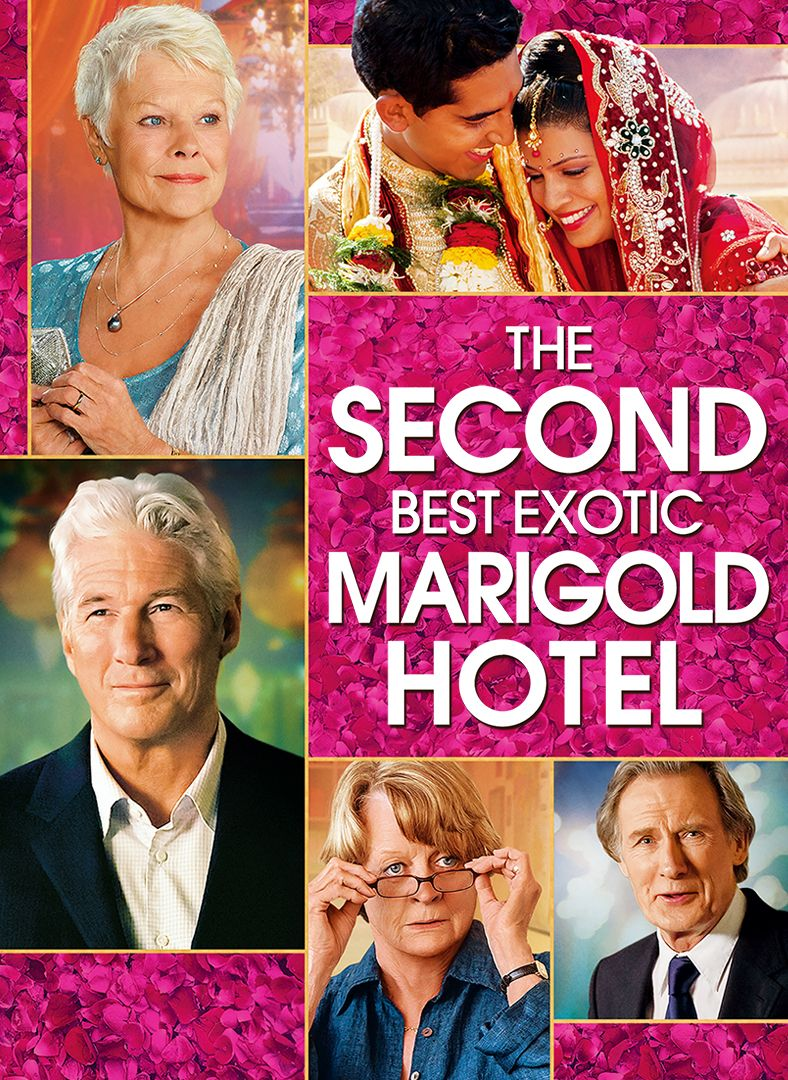 Watch The Second Best Exotic Marigold Hotel 2015 Full Movie Online Free Download