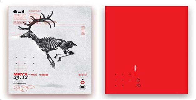 modern christmas card design - Modern Christmas Cards