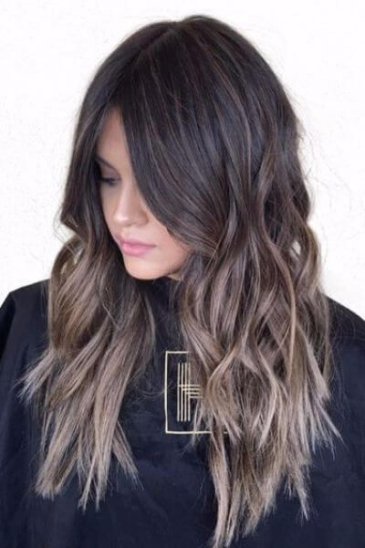 Dramatic Sombre For Black Hair Hair Styles Brown Hair