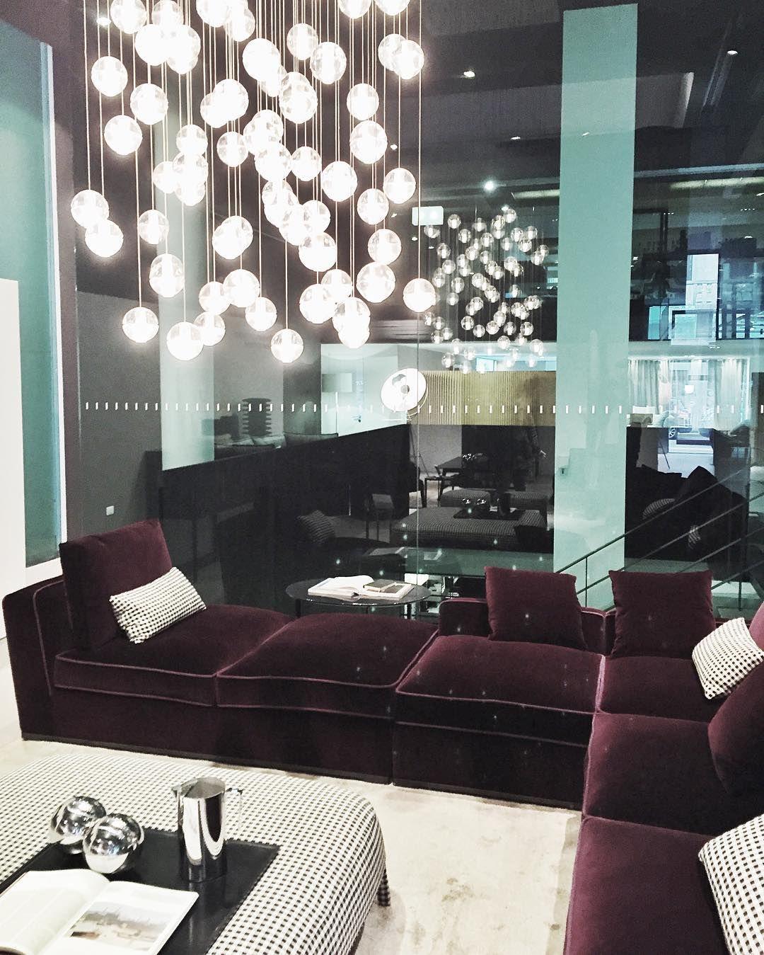 B b italia maxalto showroom in milan bebitalia milan for B b italia milano