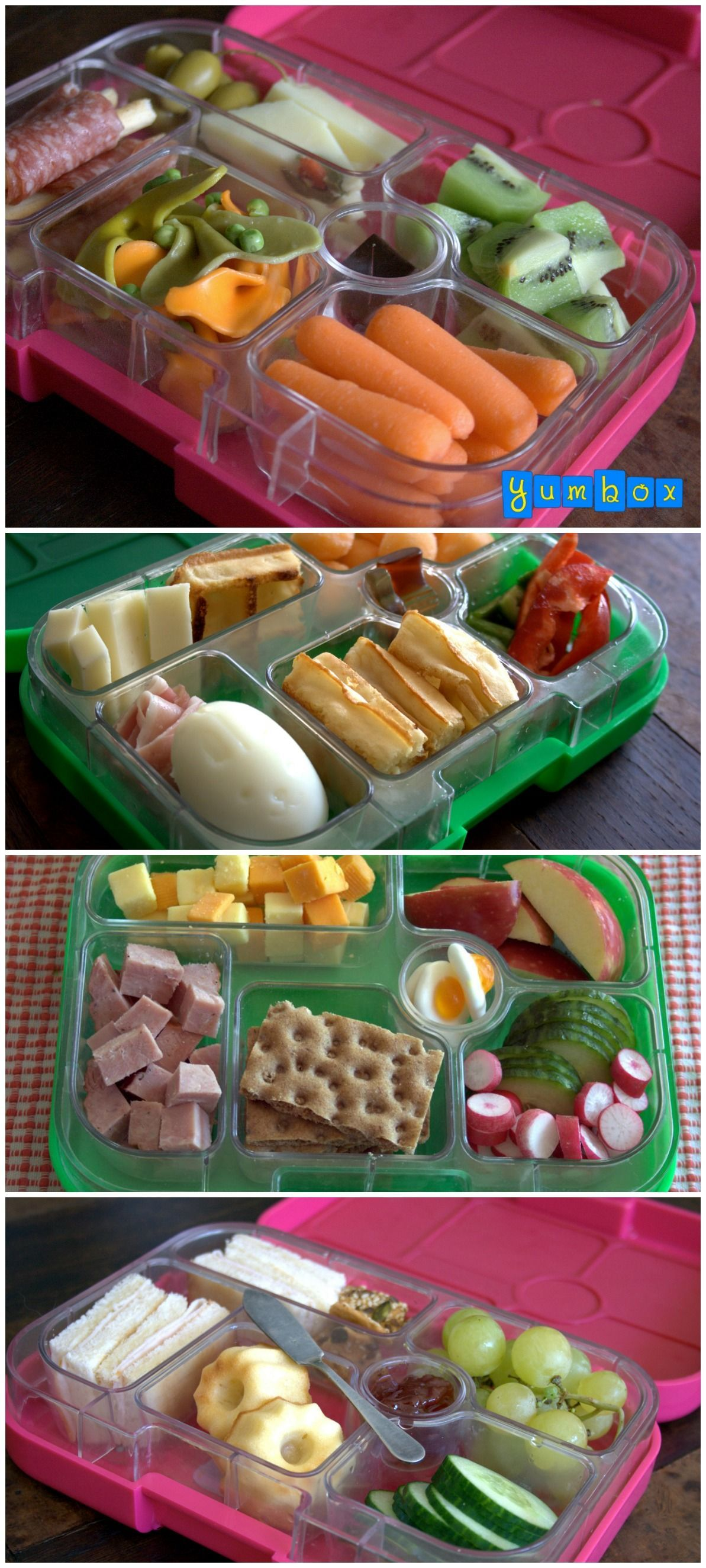 Pin by Halie Goodman on food Lunch snacks, Baby food