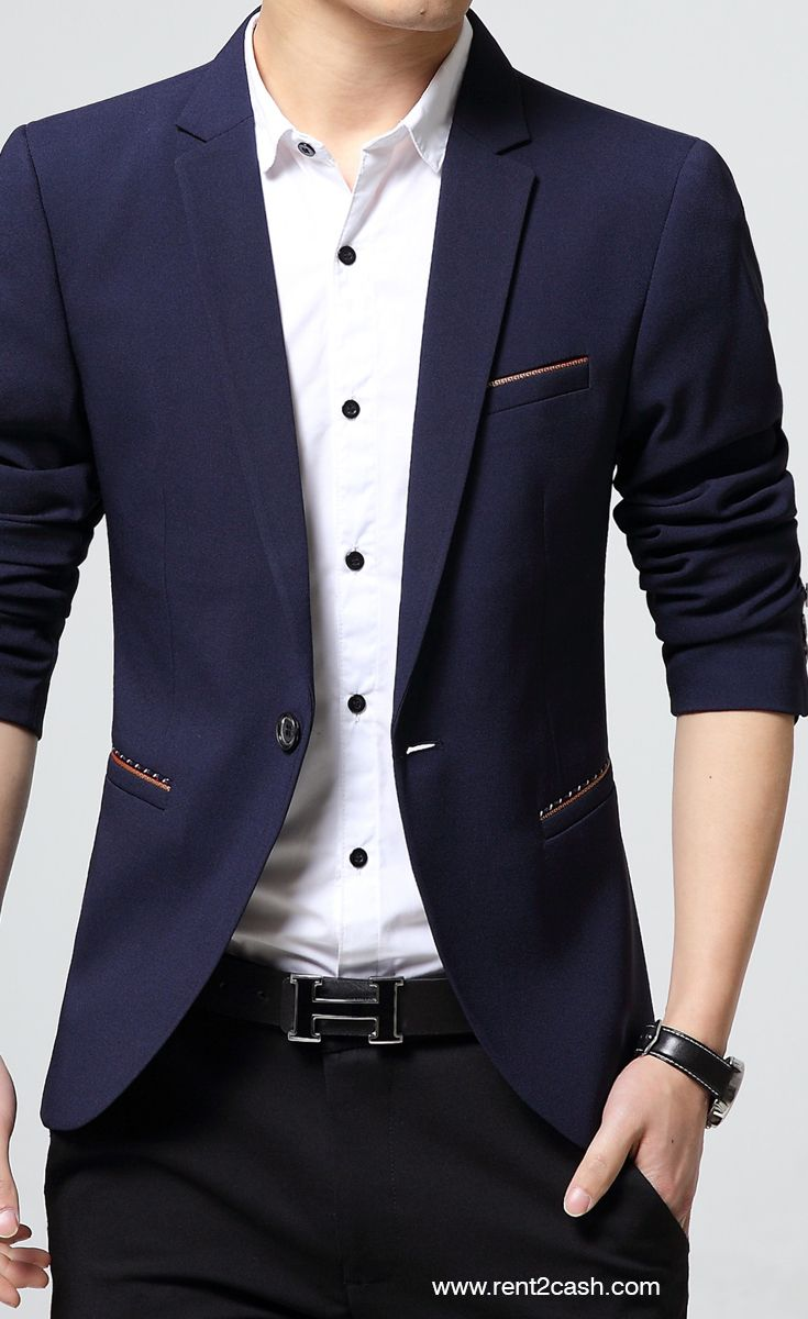 8264eb6fd4 The way you dress & the way you present yourself matters a lot in capturing  the attention of others towards you. Rent a eye sticking blazer from  Rent2cash ...